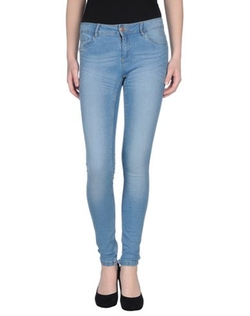 Skinny Denim Pants by Jacqueline De Yong in Krampus