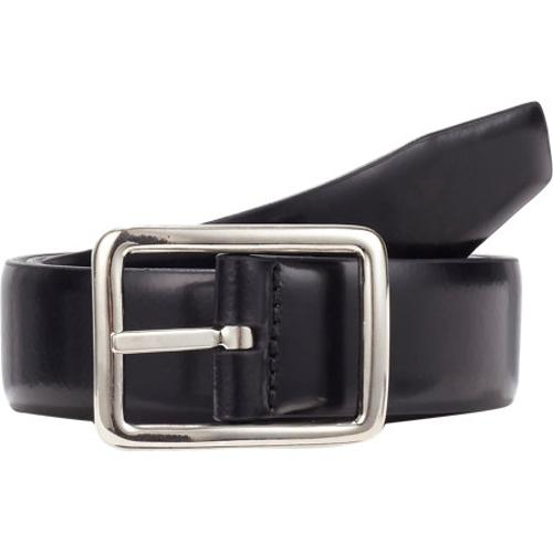 Spazzolato Leather Reversible Belt by BARNEYS NEW YORK in X-Men: Days of Future Past