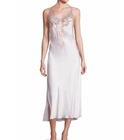 Mani Silk Gown by Josie Natori in Allied