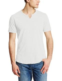 Men's Notch Neck Tee by Lucky Brand in About Last Night
