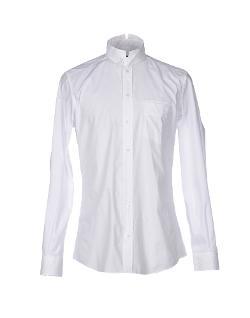 Men's Mandarin Shirt by Dolce & Gabbana in Savages
