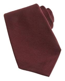Cashmere/Silk Woven Tie by Kiton in Lucy