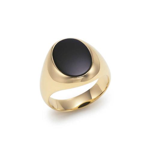 Oval Signet Ring by Tiffany & Co. in Get On Up