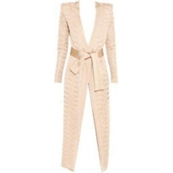 Long Duster Coat by Balmain in Keeping Up With The Kardashians
