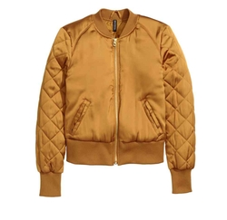 Bomber Jacket by H&M in Power Rangers