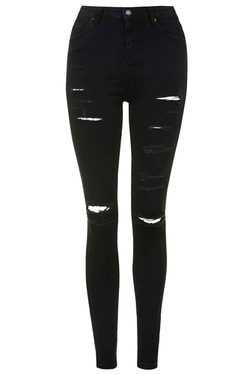 Super Ripped Jamie Jeans by Topshop in Jem and the Holograms