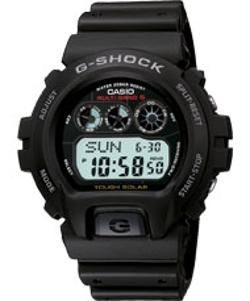 GW-6900 Digital Watch by Casio in Safe House
