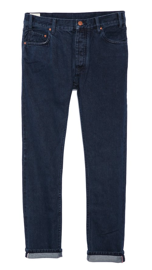 Lean Fitted Jeans by Han Kjobenhavn in The Town
