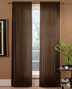 Preston Rod Pocket Collection by Miller Curtains Window Treatments in Oculus