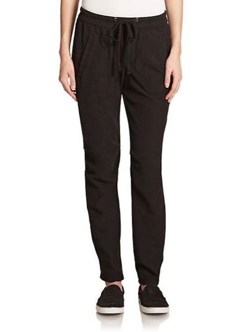 Stretch-Cotton Drawstring Sweatpants by James Perse in Fantastic Four