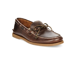 Leather Boat Shoes by Sperry Top-Sider in That Awkward Moment