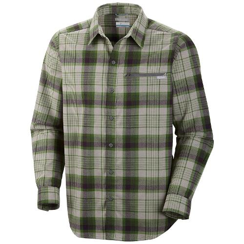 Cool Creek Plaid Shirt by Columbia Sportswear in Million Dollar Arm