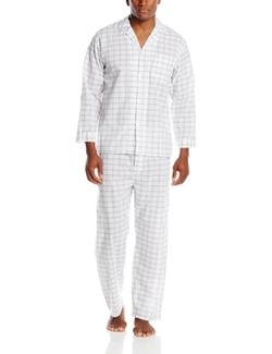 Plaid Broadcloth Pajama Set by Geoffrey Beene in Christmas Vacation