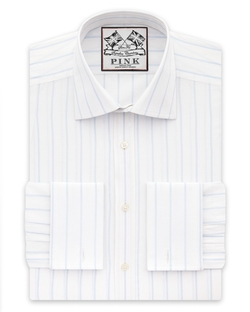 Alford Stripe Dress Shirt by Thomas Pink in 99 Homes