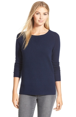 Lightweight Cashmere Sweater by Halogen in Brooklyn Nine-Nine