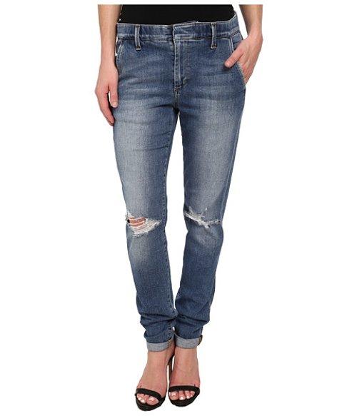 Boyfriend Trouser in Bernnie by Joe's Jeans in That Awkward Moment