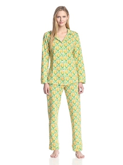 Classic Pajama Set by Bedhead in The Mindy Project