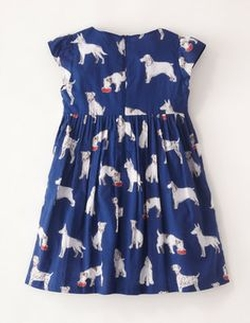 USA Pretty Pintuck Dress by Boden in Modern Family