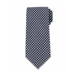 Dot-Print Silk Tie by Tom Ford in Gypsy