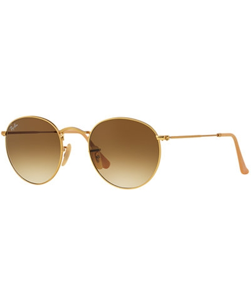 Round Metal Sunglasses by Ray-Ban in Mechanic: Resurrection