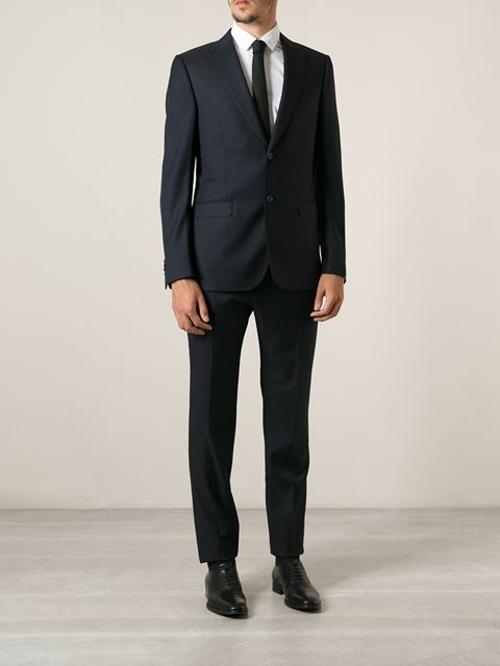 Slim Fit Suit by Z Zegna in Lee Daniels' The Butler
