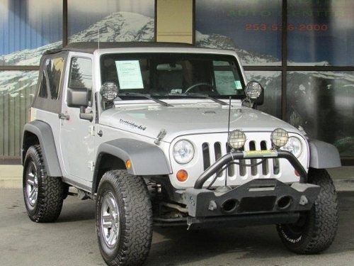 2007 Jeep by Wrangler in Twilight