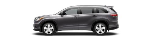 Highlander Hybrid SUV by Toyota in Pretty Little Liars - Season 6 Episode 8