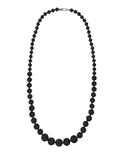Gradient Fireball Long Necklace by Kenneth Jay Lane in The Best of Me