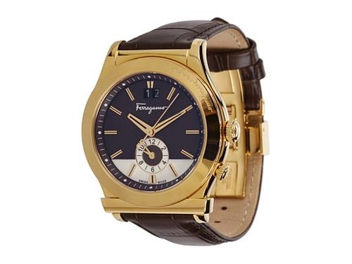 1898 Timepiece Watch by Salvatore Ferragamo in The Judge