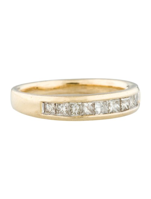 Diamond Wedding Band Ring by Fine Jewelry Ring in While We're Young