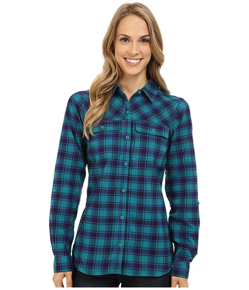 Saturday Trail Flannel Shirt by Columbia in A Bigger Splash