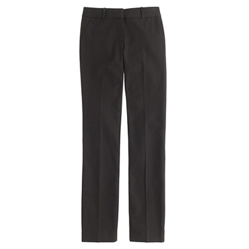 Campbell Trouser in Bi-Stretch Cotton by J.Crew in A Very Murray Christmas