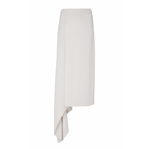 Dasha Bone Asymmetric Crepe Skirt by Hellessy in Keeping Up With The Kardashians - Season 12 Episode 12
