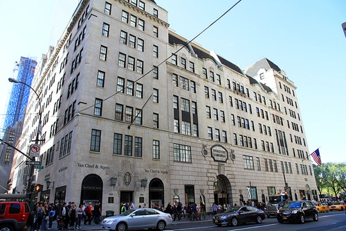 Bergdorf Goodman Building - 754 5th Avenue New York City, New York in Top Five