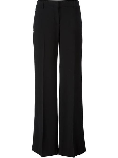 Flared Trousers by Incotex in Elementary - Season 4 Episode 11