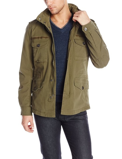 Men's J-Chika Jacket by Diesel in Furious 7