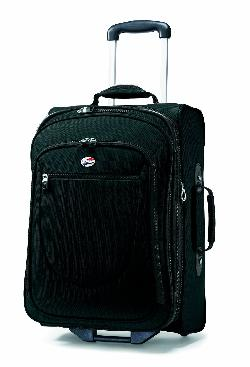 "Luggage Splash 21"" Upright Suitcase by American Tourister in Oculus"