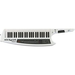 AX-Synth Synthesizer Keytar by Roland in Jem and the Holograms