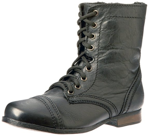 J Troopa Boots by Steve Madden in Barely Lethal