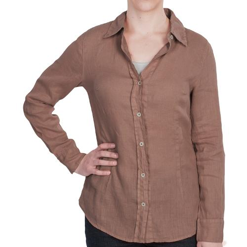 Vintage Linen Shirt by Dylan by True Grit in Ride Along