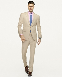Wool Gabardine Anthony Suit by Ralph Lauren in Confessions of a Shopaholic
