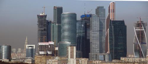 Moscow Russia in A Good Day to Die Hard