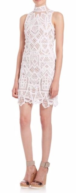 Tower Lace Dress by Jonathan Simkhai in Keeping Up With The Kardashians