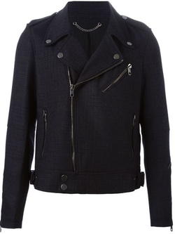 Classic Biker Jacket by Diesel Black Gold in Empire