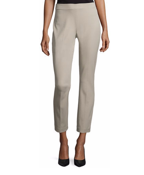 Juliette Slim-Leg Ankle Pants by Elie Tahari in Why Him?