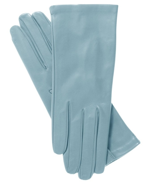 Italian Silk Lined Leather Gloves by Fratelli Orsini in Sex and the City