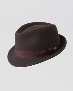 Wynn Fedora Hat by Bailey of Hollywood in Begin Again