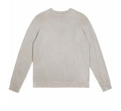 Oversized Crewneck Sweatshirt by John Elliott in Keeping Up With The Kardashians