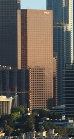 Los Angeles, California by KPMG (Wells Fargo Center) in Furious 7