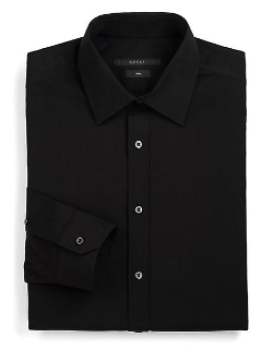 Regular-Fit Cotton Dress Shirt by Gucci in Furious 7